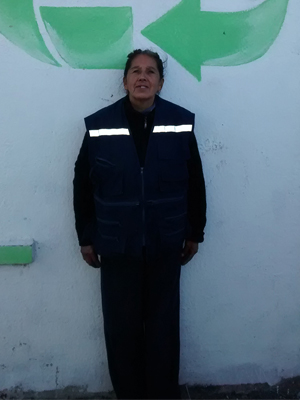 Señora Bernarda Troncoso
